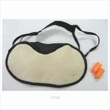 Arnold Palmer Eye Mask and Ear Plug - E513-EM-YL