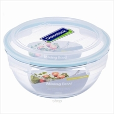 Glasslock 2000ml Round Food Container - MBCB-200)