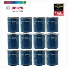 [Carton Packaging] Bosch Oil Filter for Proton (12 units in 1 box) - 0986AF034)