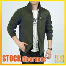 Jeep Men Long Sleeve Winter and Autumn Jacket Coat