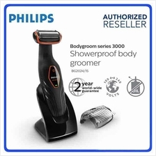 Philips Body Groomer Showerproof Shaver BG2024 Rechargeable Washable