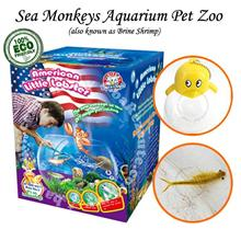 Instant Aquarium Pets Zoo - Sea Monkeys / Brine Shrimp