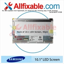 "10.1"" LED LCD Screen For Samsung NP-N130 NP-N145 NP-N220 NP-NF210"
