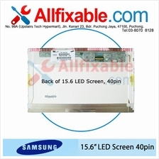"15.6"" LED LCD Screen For Samsung NP-R520 NP-X520 NP-P580 NP-RV511"
