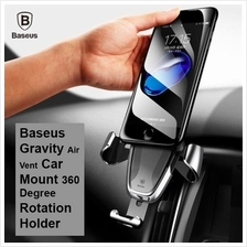 BASEUS Universal Holder Car Air Vent Mount Gravity Phone Holder