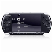 Sony PlayStation Portable Console PSP 2000 System Piano Black