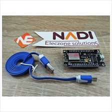 NodeMcu V3 ESP8266 CH340G - ESP 8266 Lua WiFi IoT Board With Cable