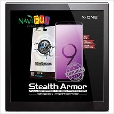 ★ X-One Stealth Armor Enhanced Screen Protector Samsung S9 /Plus