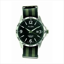 Alba Men Date Watch VJ42-X149BWSN