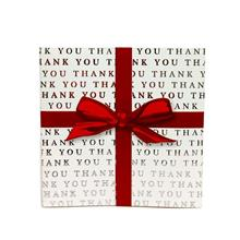 Beautiful Thank You Cards X 10pieces 7.5cm