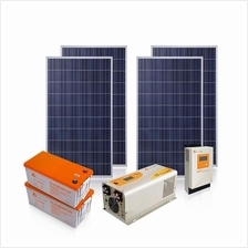 Energy Saving 3.5KVA Off Grid Home Solar Power System