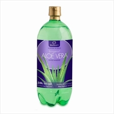 Lifestream Biogenic Aloe Vera Juice 1250ml (99.7% Pure & Organic)