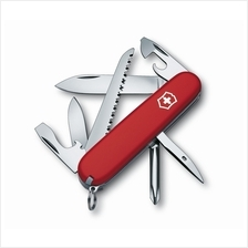 Victorinox Hiker (Red) with Name Engraving