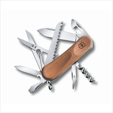 Victorinox Evolution Wood 17 (Walnut) with Name Enraving