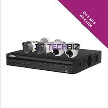 D-I-Y CCTV KIT-C4104 4-Channel HCVR + HAC 1000 Series Kit