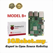 NEW Raspberry Pi 3 - Model B+ 1.4GHz Cortex-A53 with 1GB RAM