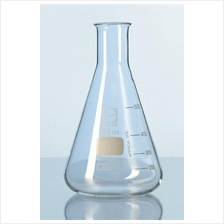 DURAN® Erlenmeyer Flask 100ml with Graduation Germany- Conical flask