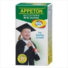 Appeton MultiVitamin HI-Q Taurine with DHA Tablets 60's - 10% OFF!!