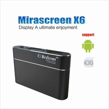 X6 Mirascreen WiFi Display Small screen transmission big screen Andrew