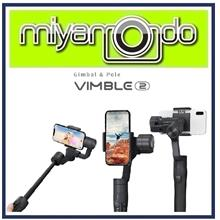 Feiyu Vimble 2 Gimbal Smartphone Stabilizer With Built-In Selfie Stick
