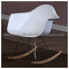 Mid Century Rocking Chair YGDCD-858Gn/W batu caves selayang sungai KL