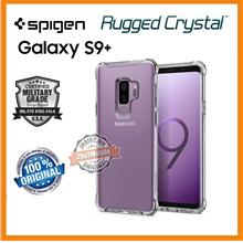 Original Spigen Rugged Crystal Clear case Samsung Galaxy S9 Plus S9+