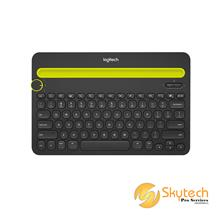 Logitech Bluetooth Multi-Device Keyboard K480 - Black - AP