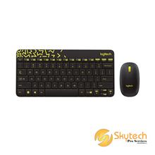 Logitech MK240 Nano Wireless Combo - Black