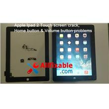 Apple Ipad 2 - Home button problem service repair replace