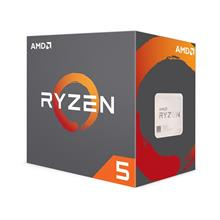 AMD RYZEN 5 1600X 6Core/12Thread 3.6 GHz (4.0 GHz Turbo)AM4 95W No FAN
