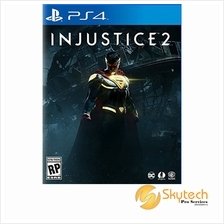 Injustice 2 (PS4 Game)