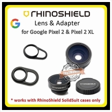 Rhinoshield Camera Lens and Adapter for Google Pixel 2 / Pixel 2 XL