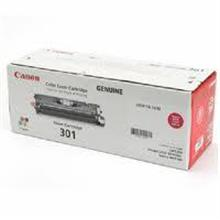 Canon Cartridge 301 MAGENTA Toner (Genuine)