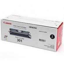 Canon Cartridge 301 BLACK Toner (Genuine)