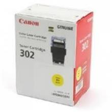 Canon Cartridge 302 YELLOW Toner (Genuine)