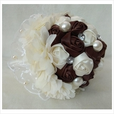 Bridal Hand Bouquet - Ivory