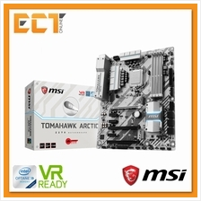 MSI Z270 Tomahawk Arctic 1151 Socket 6 PCI-E Slot ATX Form Factor Moth