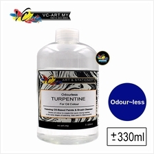 VC Art Odourless Turpentine For Oil Colour 330ml - TP350