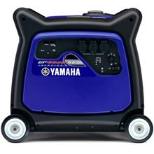 YAMAHA EF6300ISE SOUND PROOF INVERTER GENERATOR 5500W ID778787