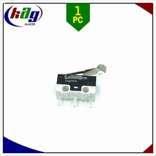 Micro Limit Switch 1A/125VAC With Three Straight Legs