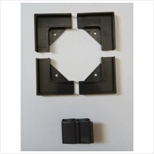 Corner Bracket & Accessories for Insect Screen (4pcs per set)