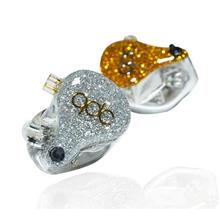 (Available) QDC Gemini - 8 Armatures Standard IEM with Bass Switch