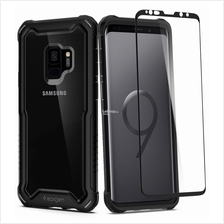 Spigen Hybrid 360 Full Body Protection with Glass - Galaxy S9 & S9+
