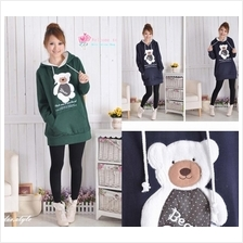 Long Sleeve Maternity Sweater Pregnant Women Jacket YF0231