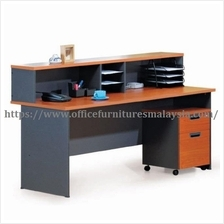 6ft Office Budget Reception Counter OFGC1800 subang balakong bangi KL