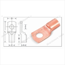 Copper Tubular Cable Lugs (1098OS) (Open Stock)