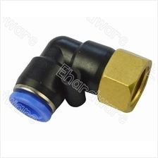 Push-in Fitting -Elbow Female Connector (DQPLF)