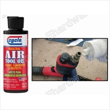 CYCLO AIR TOOLS LUBRICATE OIL 118ML (CY-C650)