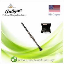 Antigua CL2220 Vosi Bb Beginner Clarinet Black Matte ABS Finished (CL-2220)