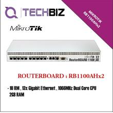 RB1100AHx2 Mikrotik Gigabit RouterOS 13-Port Dual Core RouterOS